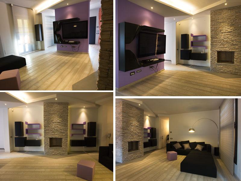 Awesome Lavori In Cartongesso Soggiorno Pictures - Home Design ...